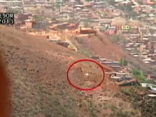 Contacto en Huánuco: encuentro con los ovnis del Cerro Marabamba
