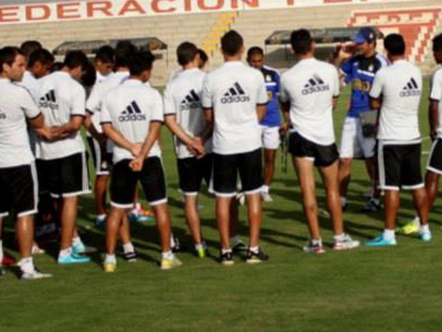 Sporting Cristal: este es la oncena que Ahmed usará para la Copa Libertadores
