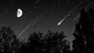 Lluvia de meteoros iluminará el cielo el 3 de enero, según informó la NASA