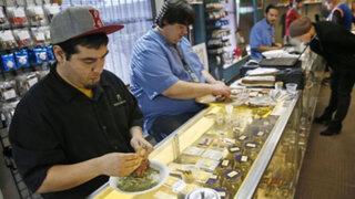 Colorado: Abren 37 tiendas para venta de marihuana con fines recreativos