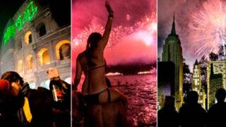 Espectaculares shows y extravagantes rituales de todo el mundo por Año Nuevo