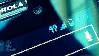¡Red 4G llegó a Lima! conozca cuáles son las áreas que tendrán cobertura