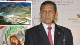 """D'Medina: Humala debe meter el """"acelerador"""" y no hacer """"ruido"""" a inversión privada"""