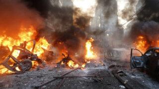 Atentado terrorista deja al menos cinco muertos en Líbano