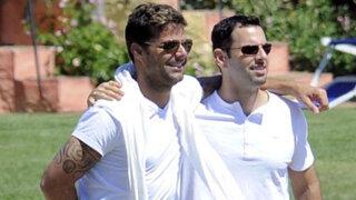 Ricky Martin habría terminado noviazgo porque su pareja le fue infiel