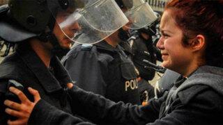FOTOS: emotivas imágenes donde la compasión se impuso a la violencia