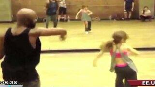Niña sorprende en YouTube al superar coreografía de su profesor de hip hop