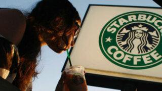 Mujer sobrevivió todo un año consumiendo sólo productos de Starbucks