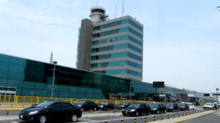 Anuncian obras de ampliación de aeropuerto Jorge Chávez para el 2014