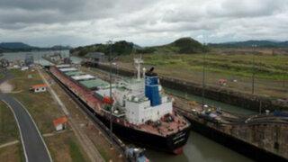 Panamá apelará a España e Italia para que se concluya ampliación de canal