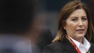"""Canciller Eda Rivas: """"fallo de La Haya debe ejecutarse lo más pronto posible"""""""