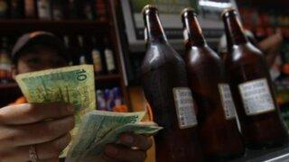 """Promulgan norma para reducir plazo de """"ley seca"""" durante elecciones"""