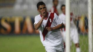 Paolo Hurtado jugará por medio año en el histórico Peñarol de Uruguay
