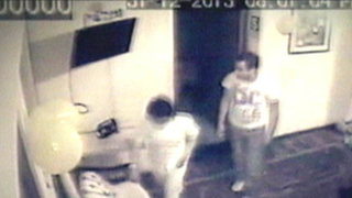 Cámaras de seguridad graban asesinato a enfermera en Pueblo Libre