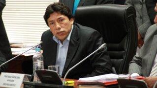 Alexis Humala postulará al Congreso de la República en el 2016