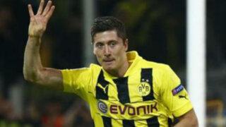 Lewandowski escribe emotiva carta de despedida a hinchas del Dortmund