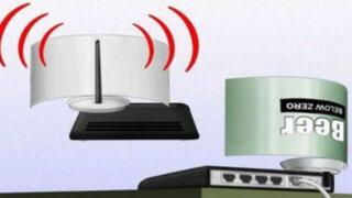 VIDEO: mejora la intensidad de tu señal WiFi con una lata de cerveza