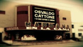 Bajando el telón: los últimos días del Marsano y los recuerdos de Cattone