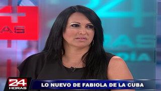 Fabiola de la Cuba: cantante criolla celebrará 25 años de vida artística