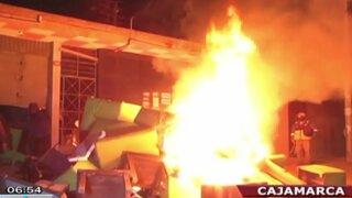 Cajamarca: Denuncian que ronderos roban durante operativos en night clubs