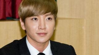 Super Junior: Hallan muertos a abuelos y padre del cantante Leeteuk