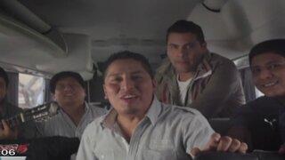 Grupo 5 creará canciones con experiencias de usuarios del Metro de Lima