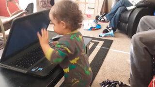 VIDEO: bebé que no soporta música de One Direction causa furor en internet
