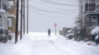 VIDEO: EEUU luce desolado por frío polar, así lo pudo comprobar un peruano