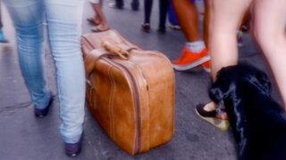 Hallazgo aduanero: mujer intentó ingresar a Estados Unidos en una maleta