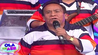 'Chapulín el dulce' y Los Shapis nos cantan 'Sombras de Amor'