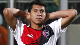 Rinaldo Cruzado se va del Newell´s Old Boys y su futuro estaría en Uruguay