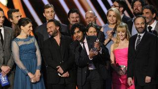 The Big Bang Theory se hizo nuevamente con los People's Choice Awards