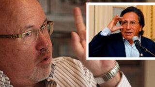 Bruce: Toledo postulará a la presidencia para no responder por caso Ecoteva