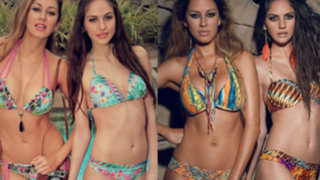 Praia Brava muestra las últimas tendencias en bikinis para el verano 2014