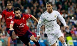 GOLES: Real Madrid venció 2-0 a Osasuna por la Copa del Rey