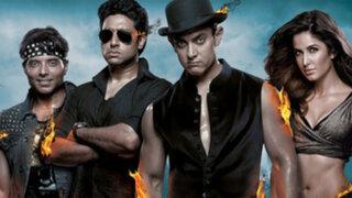Dhoom 3: La saga de acción más taquillera del cine hindú llega a salas limeñas