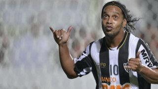 Ronaldinho le dijo no al Besiktas  y renovó contrato con el Atlético Mineiro