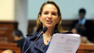 Congresista Luciana León afirma que el APRA votará a favor de unión civil