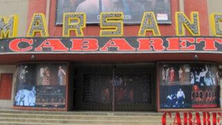 Confirman demolición del emblemático Teatro Marsano para el 2015