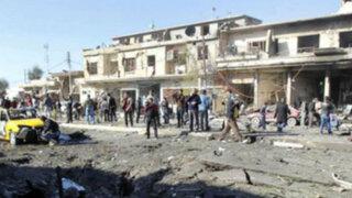 Irak: más de 20 muertos por atentado suicida en centro de reclutamiento de Bagdad