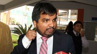 Christian Salas Beteta es el nuevo procurador anticorrupción