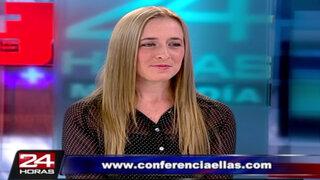 """""""Ellas"""": iglesia evangélica brindará conferencia motivacional para mujeres"""