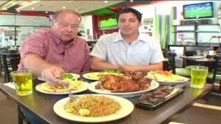 La Tribuna de Alfredo: Planet Chicken  nos presenta la mejor comida criolla