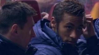 Dos grandes en la banca: Messi y Neymar, suplentes contra Atlético de Madrid