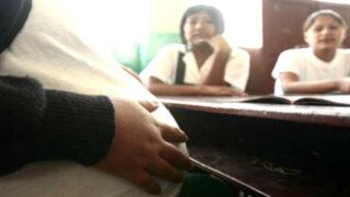 Inabif abrirá centros de ayuda para adolescentes embarazadas y víctimas de trata