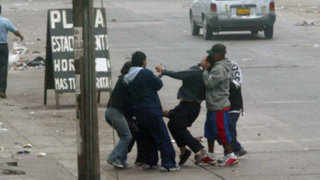 Percepción de inseguridad crece hasta el 82% en Lima