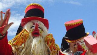 Entre negros y corochanos: conozca la tradicional fiesta del verano huanuqueño
