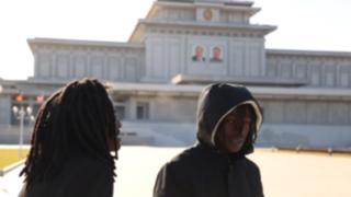 Graban primer videoclip de rap en el estricto régimen de Corea del Norte