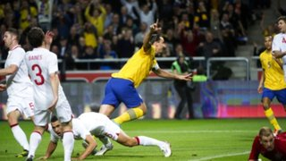 VIDEO: Zlatan Ibrahimovic ganó premio Puskas al 'mejor gol' del 2013
