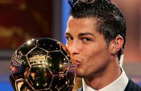 Cristiano Ronaldo es el mejor del mundo: ganó el Balón de Oro 2013